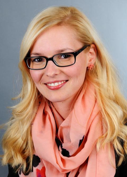 Ausbildungsbeauftragte Jennifer Wildschütz