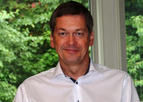 Ole Andreas Båtnes, Sales Manager Enterprise & Solutions, Schneider Electric Norge,