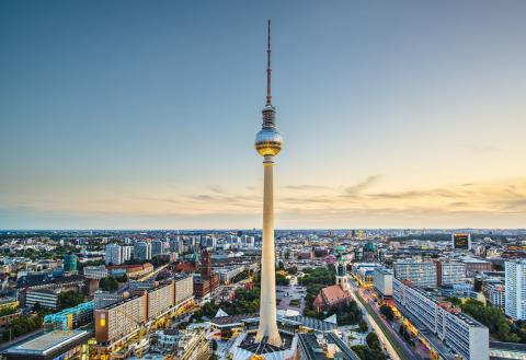 Serving the Start-up Cities – Berlin a base for business