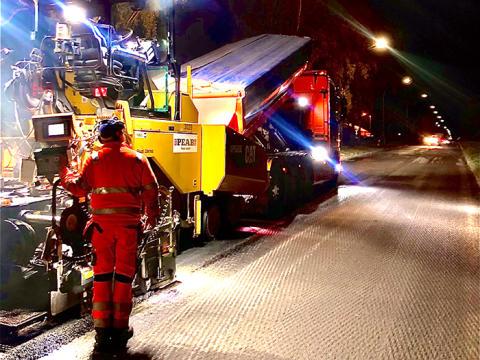 Peab Asfalt vinner ramavtal med Örebro kommun