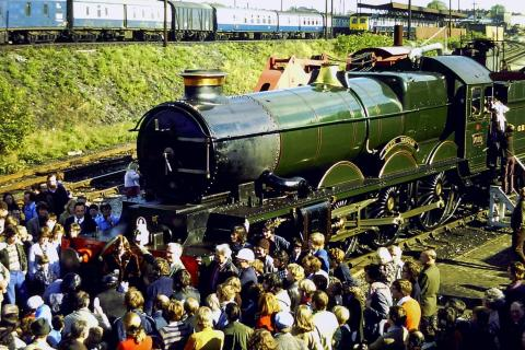 Half price train tickets for 'Tyseley at 50' visitors