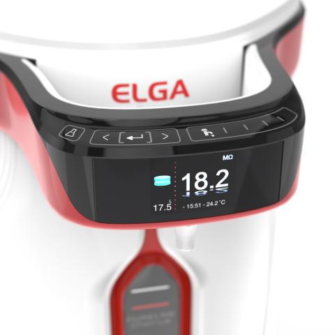 ELGA Purelab Chorus Systeme verfügen über umfangreiche Sensorik