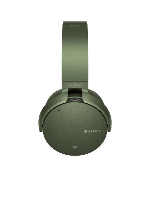 MDR-XB950N1 von Sony_grün_13