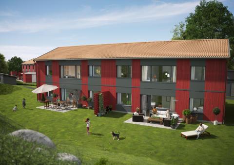 Lägenheter med bostadsrätt i Olofstorp