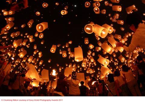 Copyright Chumlong Nilkon courtesy of Sony World Photography Awards 2011