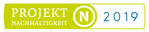 Logo Projekt Nachhaltigkeit 2019
