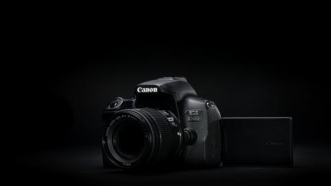Oppgrader fotograferingen med Canon EOS 850D  – et perfekt allround, digitalt speilreflekskamera