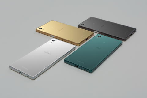 Sony prezentuje smartfony Sony Xperia™ Z5 i Sony Xperia™ Z5 Compact z najnowszej generacji aparatem fotograficznym oraz Sony Xperia™ Z5 Premium ‒ pierwszy na świecie smartfon 4K *