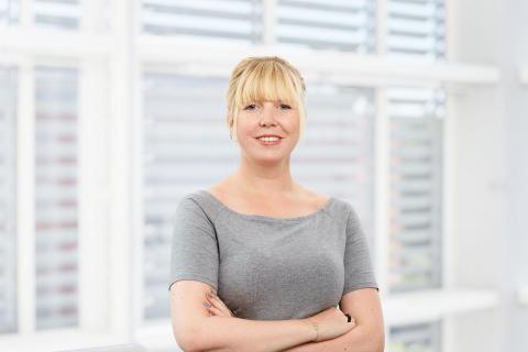 Legal consultant Sille Sloth fra Visma Dataløn A/S