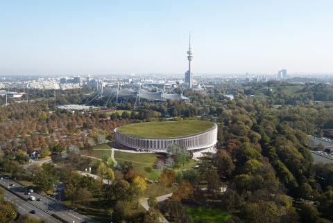 ZÜBLIN, SAP Garden, München