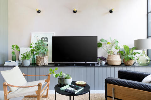 Living Room style with Sony ZF9 Soundbar 3a