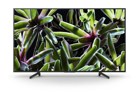 Sony expands TV line-up with four new 4k HDR models