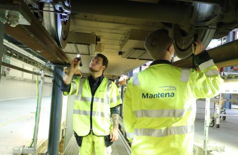 100 personer rekryteras i Hässleholm av SJ Öresund och Mantena