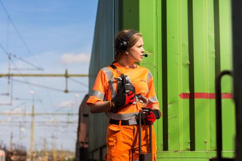 IKEA minskar sin klimatbelastning med 4 476 ton koldioxid per år med Green Cargos transporter
