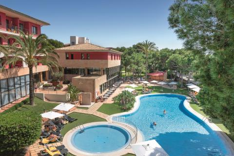 allsun Hotel Illot Park Pool 1