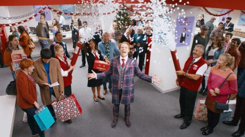 The Post Office Launches 'Get Christmas all wrapped up""