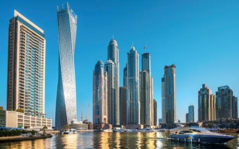 Dubai populær som aldrig før