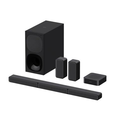Απολαύστε δυνατό surround ήχο με το νέο HT-S40R της Sony