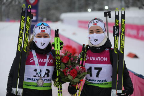 Disse skiskytterne skal til Brezno-Osrblie