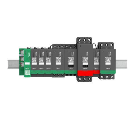 Schneider Electric presenterar TeSys Ö island – ett intelligent digitalt lasthanteringssystem för Industri 4.0