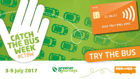 Easy payment options unveiled during Catch the Bus Week