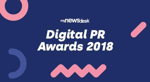Bowspirit Kids nominated for the Mynewsdesk Digital PR Award GSA