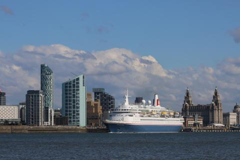 Fred. Olsen's 'Black Watch' commences 2019/20 cruise season from Liverpool, with record number of sailings