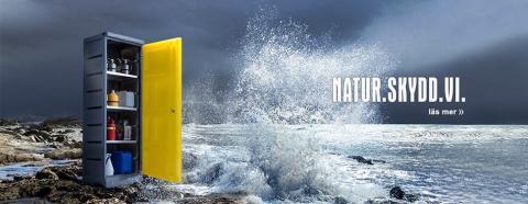 DENIOS hyllar världsvattendagen den 22 mars.