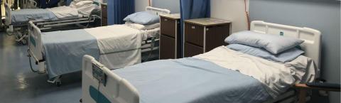 Off duty student nurse saves man's life