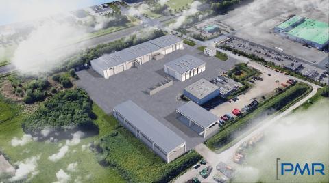 Rostocker Sortieranlage für Leichtverpackungsabfälle soll  neu errichtet werden