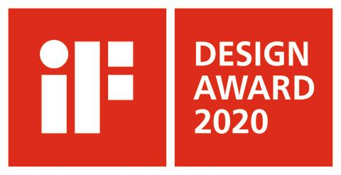 aeris_numo_iF Design Award 2020_Logo