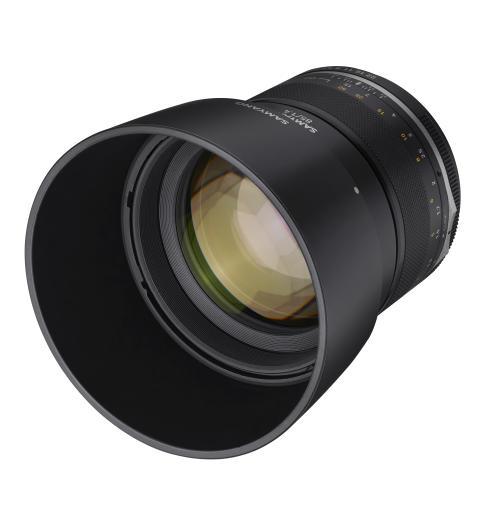 Samyang MF 85mm F1.4 MK2 001 Renewal_Lens