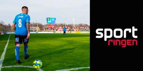 Sportringen i Halmstad tecknar avtal med HBK SGN Sport