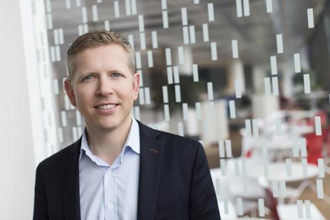 Martin Whitlock, CTO, Telenor Connexion