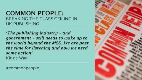Common People - Kit de Waal quote