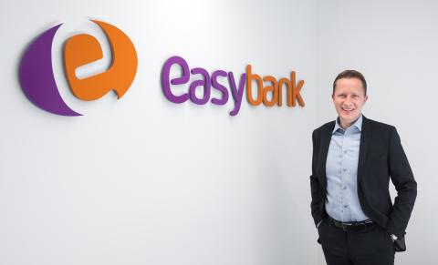 Easybank leverer 15 millioner i resultat før skatt i 1. kvartal