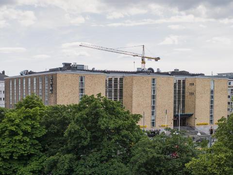 Ebab förnyar Medborgarhuset på Söder