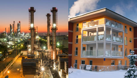 Pentair delas upp i två olika bolag