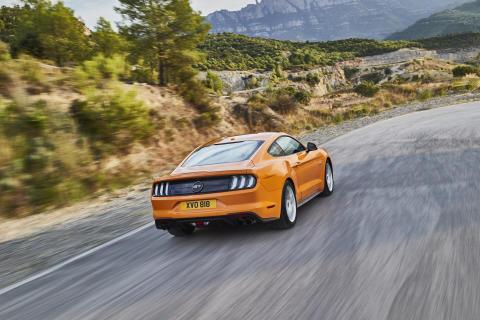 Ford Mustang är världens mest sålda sportbil för tredje året i rad