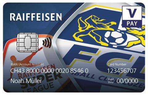 Kartenbilder VPAY Raiffeisen FCL