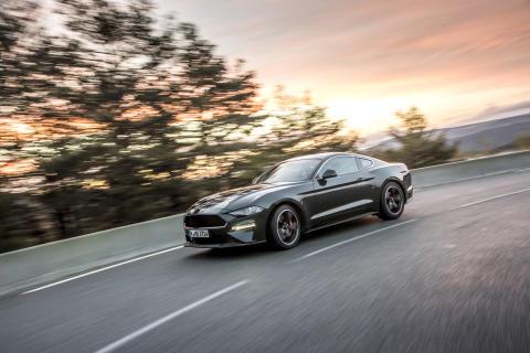 Ford Mustang ble den mest solgte sportsbilen for femte år på rad