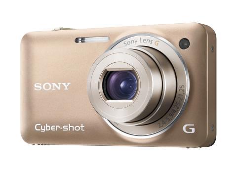 Cyber-shot DSC-WX5 von Sony_gold_05