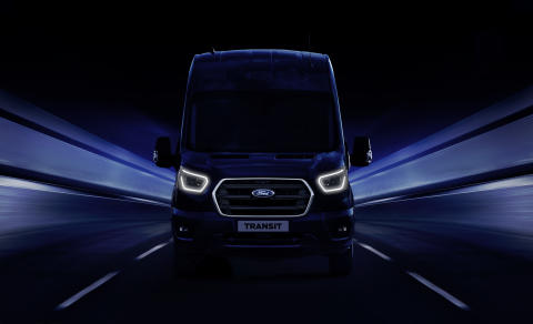 Her er Fords elektrifiserte nyttekjøretøy-nyheter