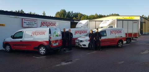 Jetpak byter franchise-tagare i Kalmar