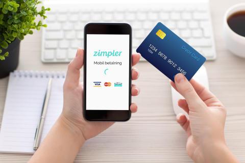 Zimpler mobilbetalning