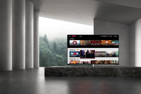 Ruim aanbod lokale en internationale streaming apps voor Sony Android Tv's