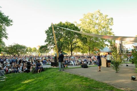 AkzoNobel på politikerveckan i Almedalen 2017