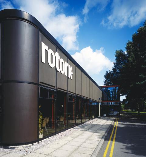 Rotork Head Office_Bath
