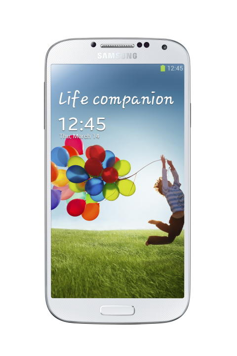Samsung præsenterer GALAXY S 4