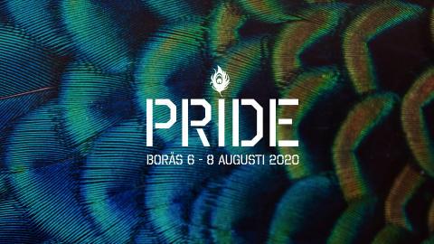 Borås Pride blir ett digitalt evenemang & får draghjälp